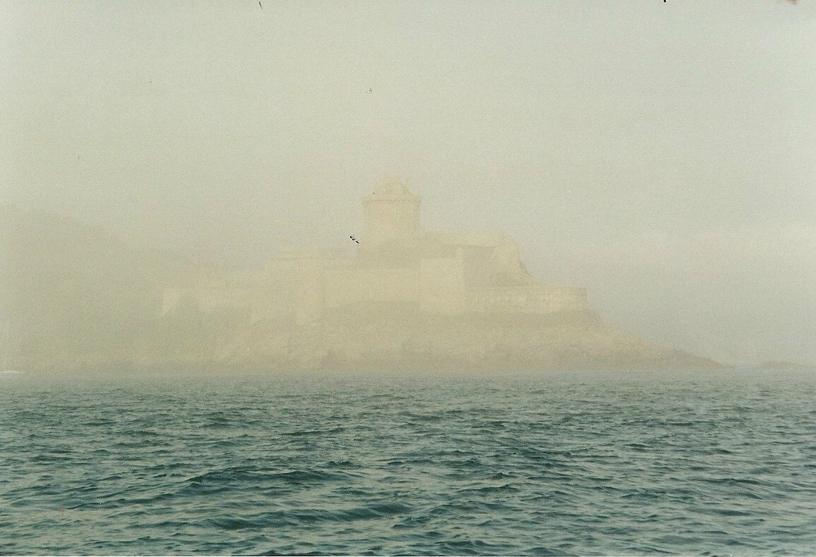 Fort La Latte, brume (22)