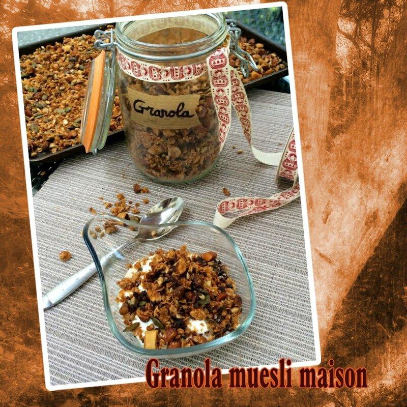 granola muesli (scrap)