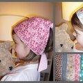 Accessoires de tête: collection printemps-été