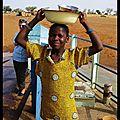 Mali : Radia, rencontrée sur le bac