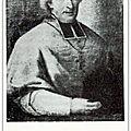 Saint-offenge-dessous - moûtiers (73)- joseph de montfalcon du cengle, archevêque de tarentaise (1732 - 1793)