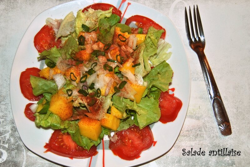 salade antillaise 1