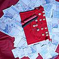 Portefeuille magique magnétisé pour la richesse et la prospérité