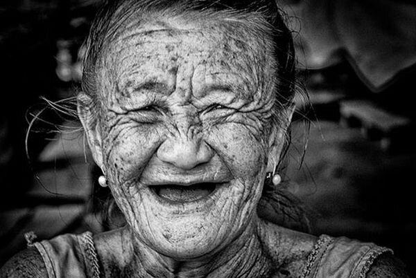 joie de la vieillesse