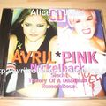 CD Promotionnel The Tribe Avril*Pink/Losing Grip/Complicated vid