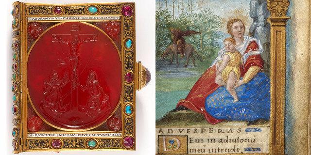 LVMH aide le Louvre à acquérir le Livre d'heures de François 1er