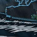 Le darknight en pleine tempête