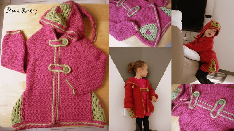 gilet lucy