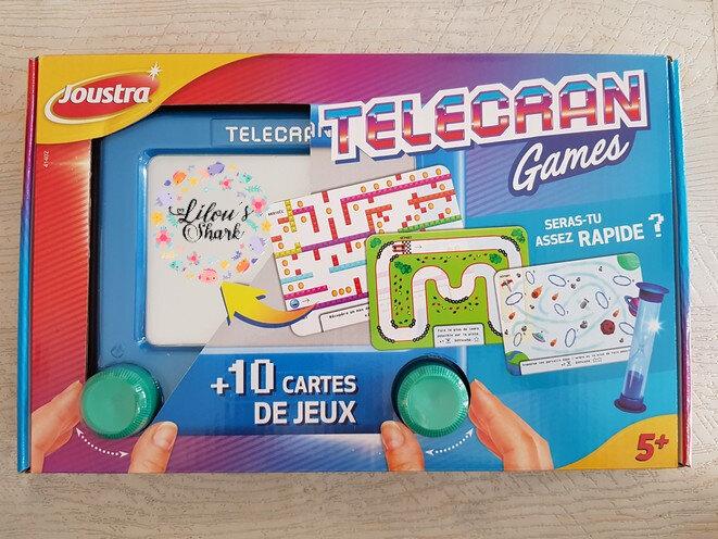 telecran games lilousshark joustra