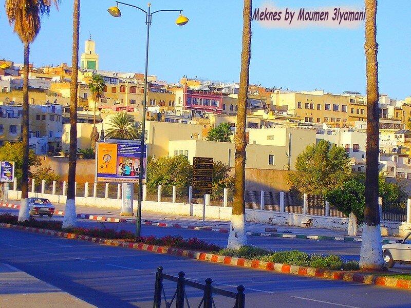 Meknes Ismailia