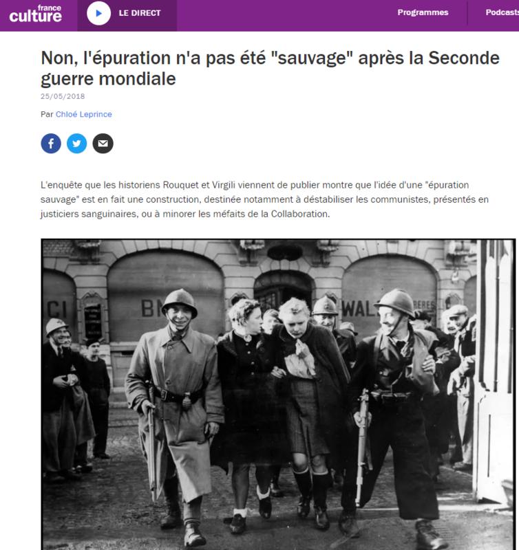 2020-01-27 20_34_51-Non, l'épuration n'a pas été _sauvage_ après la Seconde guerre mondiale - Opera
