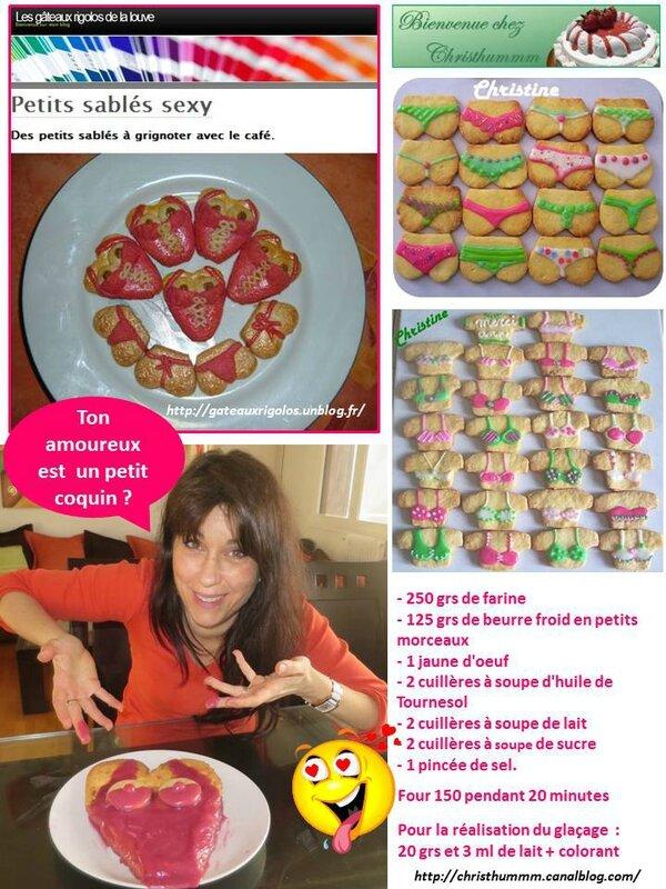 blog st valentin pour couquin sexy gourmand