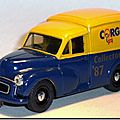 01 Morris Minor Corgi Collector 1987-1988 A1
