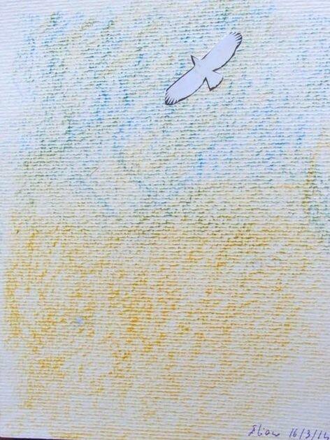 La nostalgie de l'ange. Elianne Catusse.