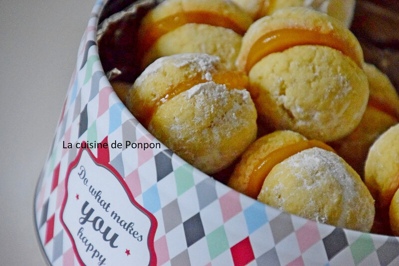 biscuits au beurre et lemon curd (7)