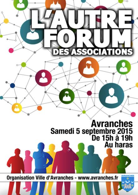 autre forum des associations Avranches septembre rentrée 2015 Haras