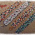 Les bracelets de l'été