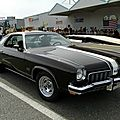 Oldsmobile 442 colonnade hardtop coupe, 1973