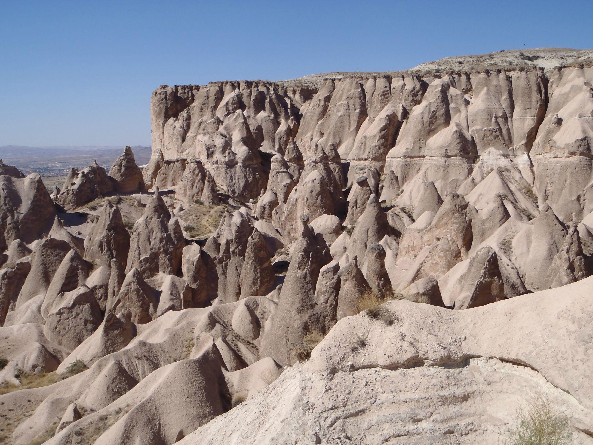 turquie cappadoce les meringues