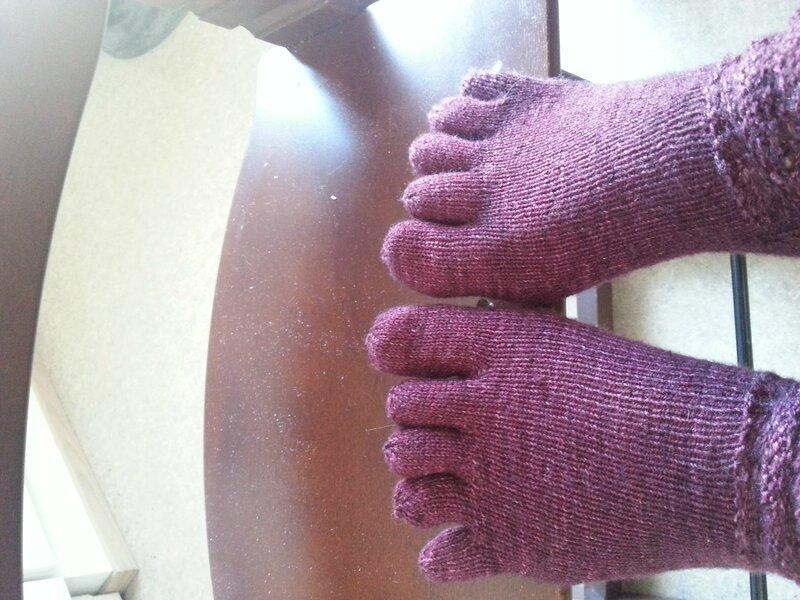 Fan tabi 5 toes socks_103059