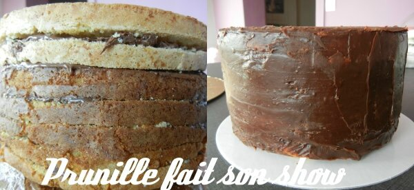 collage gateau bulles girly prunillefee