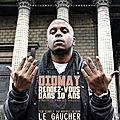 Diomay - nouvel album le gaucher