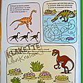 Page jeux dinos 2