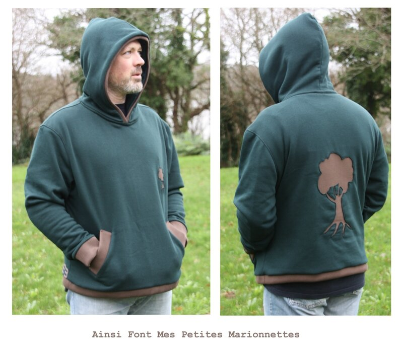 sweat arbre charly 7