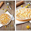 La tarte aux mirabelles d'eric kayser