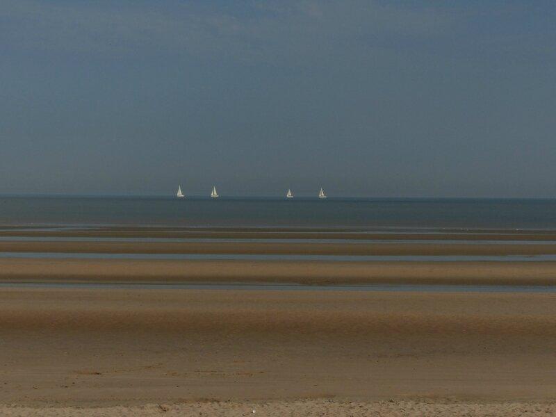 bray dune 8 mai très chaud au petit matin (44)