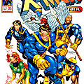 Panini marvel x-men extra