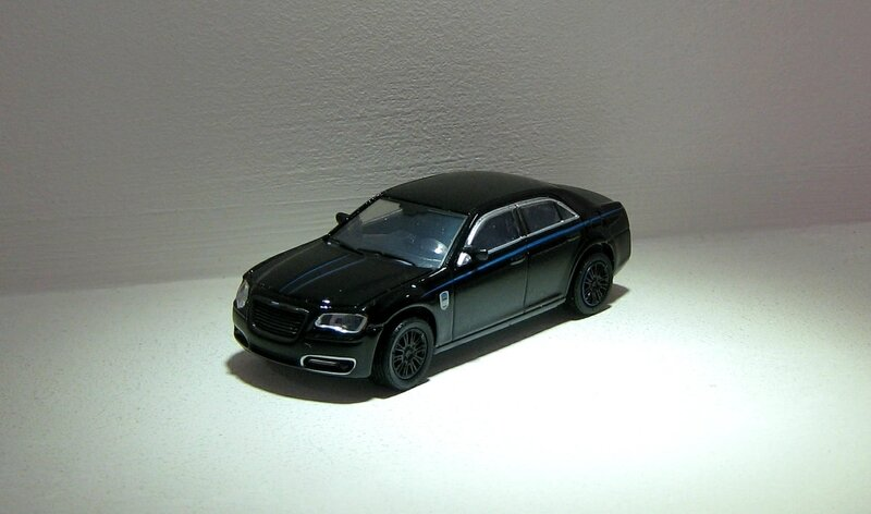 Chrysler 300 (Greenlight)