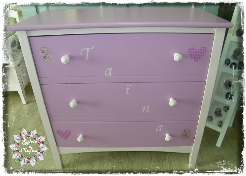 Relook commode pour Taïna (1)