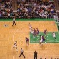 Celtics Game - Thai restaurant