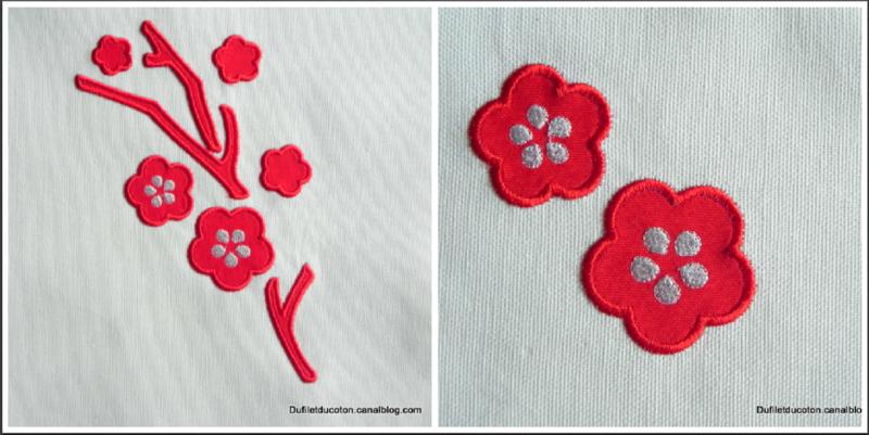 fleur cerisier medley