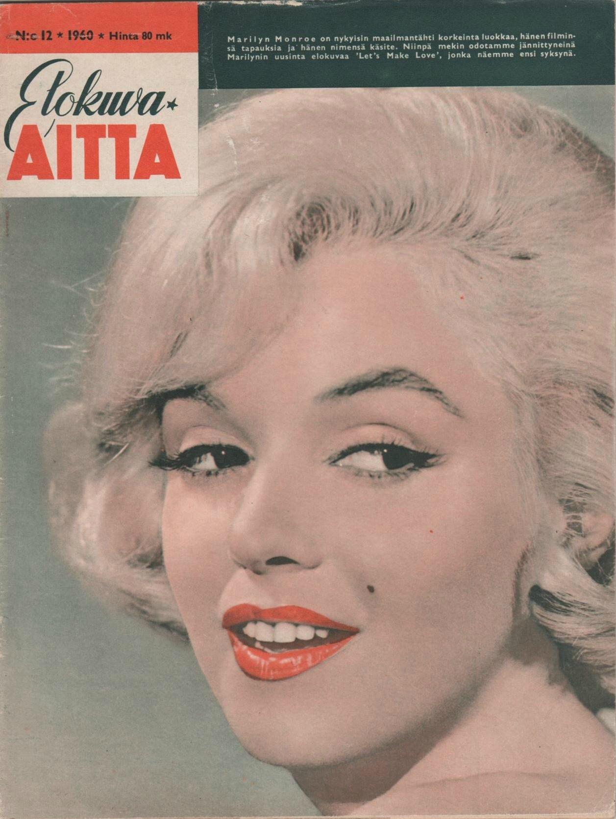 Elokuva Aitta (Finl) 1960