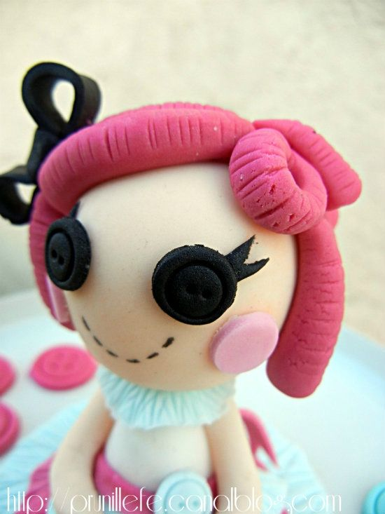 lalaloopsy cake prunille
