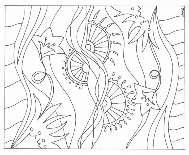 Coloriage Fille 8 Ans Grand Roissy