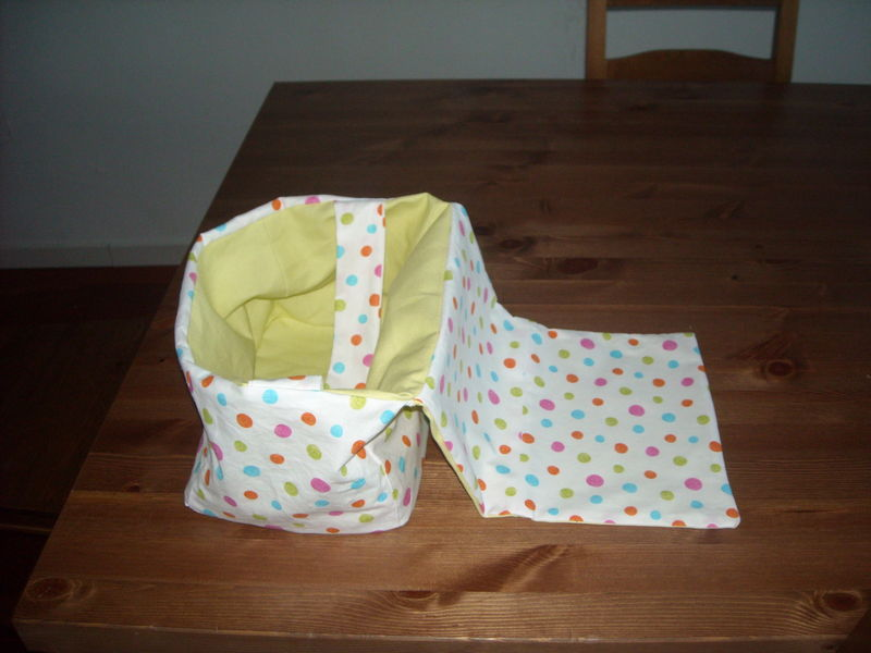 lunch box reversible petits pois