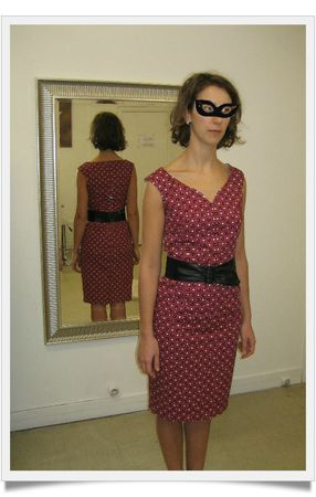 Bérangère robe Burda janvier 2013 n°107-framed
