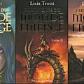 Licia troisi - la trilogie de chroniques du monde emergé