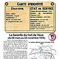 Jacques chele (1882-1916) tombé pour défendre verdun le 22 mai 1916