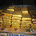 Purchase and sale of 24-carat gold ingots
