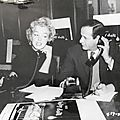 4/12/1956 marilyn et eli wallach standardistes