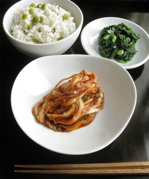 kimchi ail noir