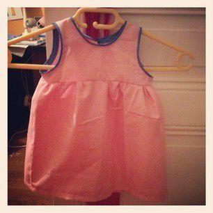 robe bébé shamela