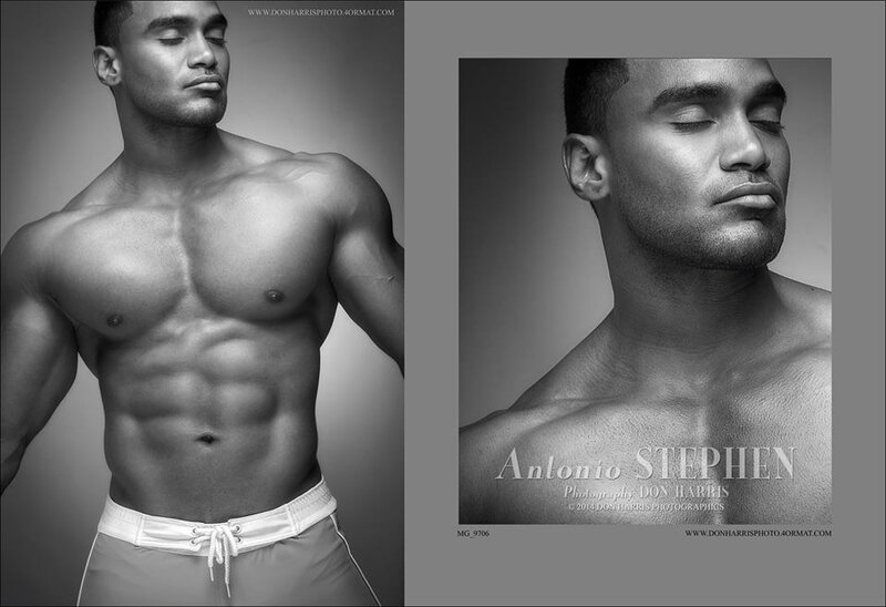 Antonio Stephen by Don Harris-4