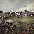 Au jour des rois 1795, les chouans tirent les bleus