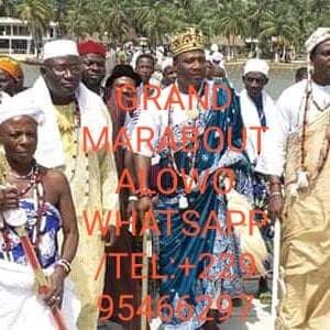 Grand Maitre marabout ALOWO au Benin
