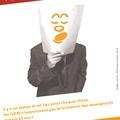 Iufm campagne d'affichage